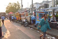 Dusk in Jakarta