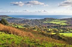 East Devon View