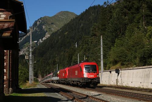 EC 163 Transalpin