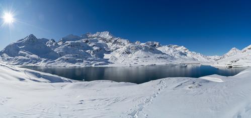 Lago Bianco: I was alone (2/3)