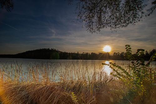 ein lohnenswerter Sonnenuntergang