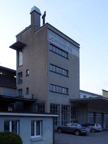 Brauerei Burth, Lichtensteig