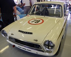 1963 Ford Lotus Cortina (Consul)
