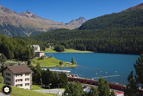 St Moritz, Engadine, Switzerland