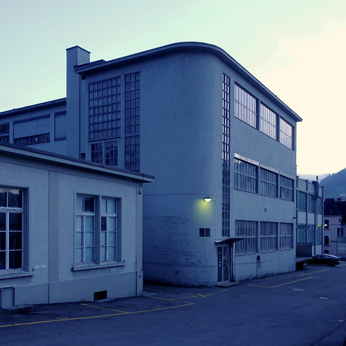 Alte Blockfabrik Lichtensteig