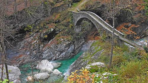 alte Steinbogenbrücke