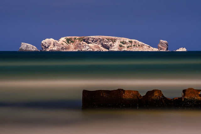 Mystère à l'Île blanche