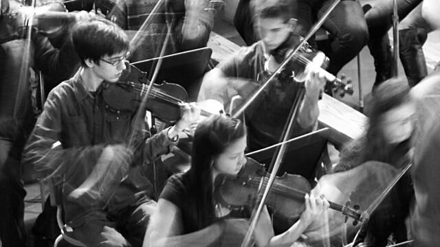 Premiers violons