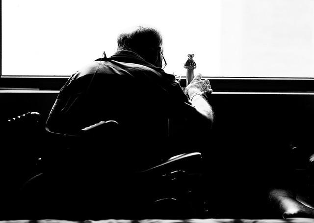 Triste solitude en fin de vie