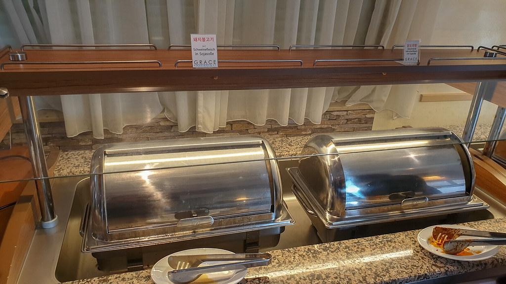Buffet - Warme Speisen