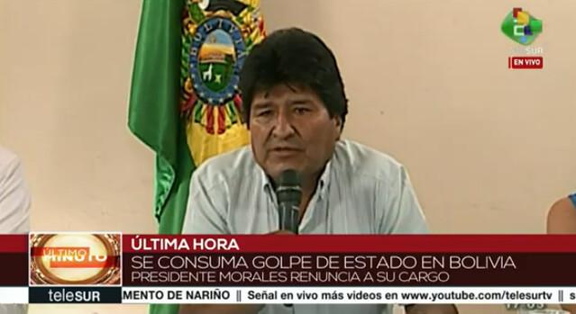 Resultado de imagem para presidente da bolivia you tube