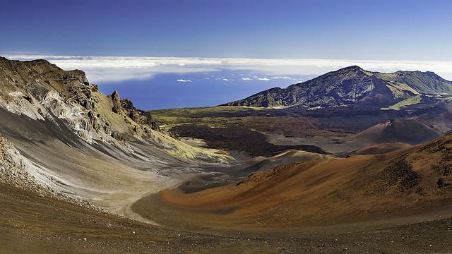 Le Parc National Haleakala