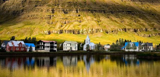 Écrin d'or islandais