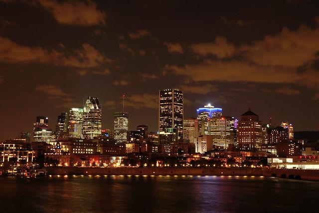 Montréal illuminé