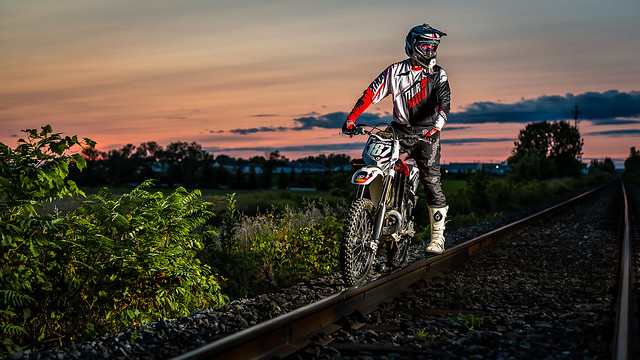 Track de motocross