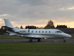 CS-DXM Cessna Citation Excel 560XL (NetJets Europe)