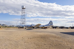 B29 bomber at National Museum of Nuclear Science in Albuquerque-05 10-8-1