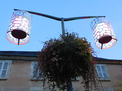 Street light in Sancerre - Photo of Pouilly-sur-Loire