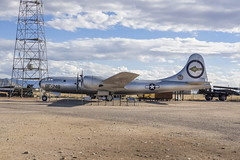 B29 bomber at National Museum of Nuclear Science in Albuquerque-06 10-8-1