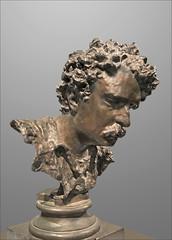 Mariano Fortuny par Vincenzo Gemito (musée du Petit Palais, Paris)