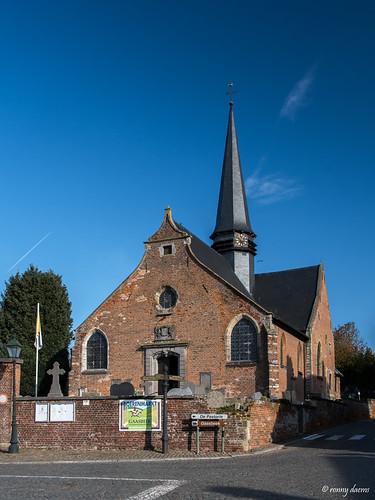 Gaasbeek, Onze-Lieve-Vrouwkerk.