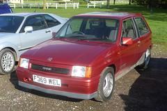 Vauxhall Nova GTE (1989)