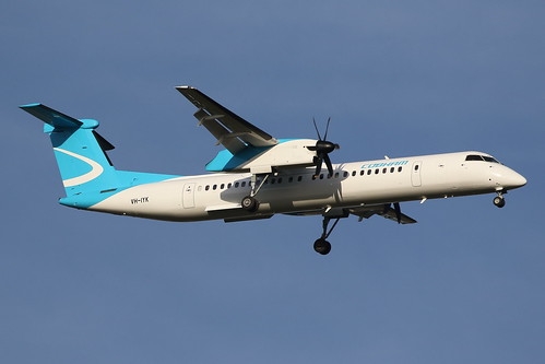 VH-IYK Cobham Aviation Bombardier Dash8-Q402