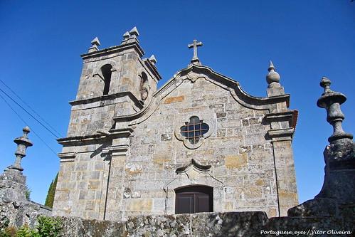 Igreja de São Pedro - Gosende - Portugal 🇵🇹