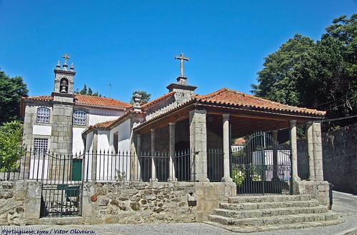 Capela da Senhora da Esperança - Lamego - Portugal 🇵🇹