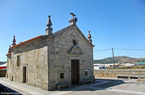 Capela de Nossa Senhora do Fojo - Codeçal - Portugal 🇵🇹
