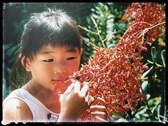 Child portrait, Singapore