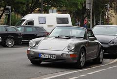 Porsche 911 Cabriolet (964)