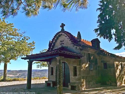 Capela do Senhor da Serra - Serra das Meadas - Portugal 🇵🇹