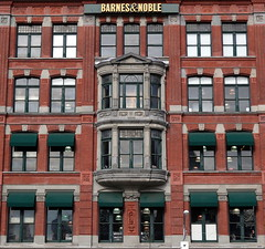 Barnes & Noble: The Century Building (1880-81), Union Square, New York City