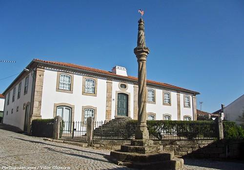Pelourinho de São João de Areias - Portugal 🇵🇹