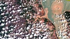 Foz do Rio Amapá Grande / Mouth of Amapa Grande River