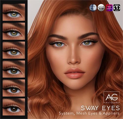 AG. Sway Eyes