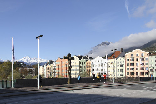 Innsbruck am 10.11.2019