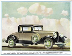 1931 Studebaker President Eight State Coupe For Four