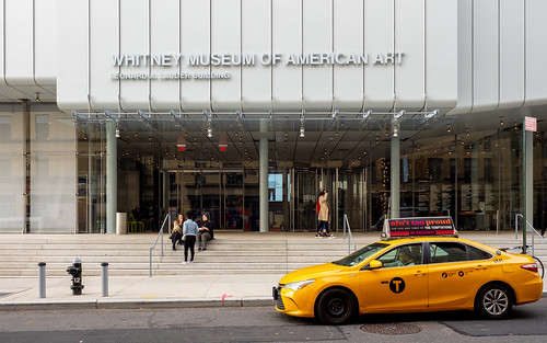 Whitney Museum of American Art - Front