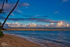 Haleakala at dusk