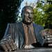 Frank Spinelli Statue