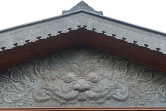 Javanese pediment