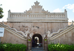 Entrance to the water palace