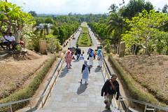 Ascending Borobudur