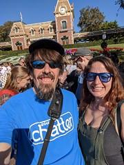 Disneyland and Disney California Adventure Nov 2019