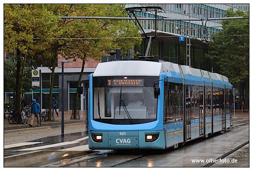 Tram Chemnitz - 2019-05
