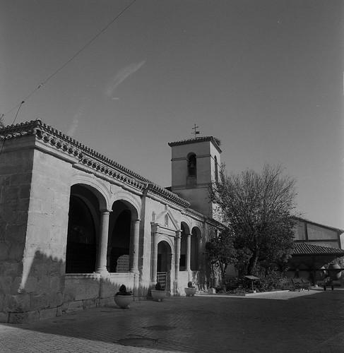 Torremocha del Jarama, iglesia parroquial.