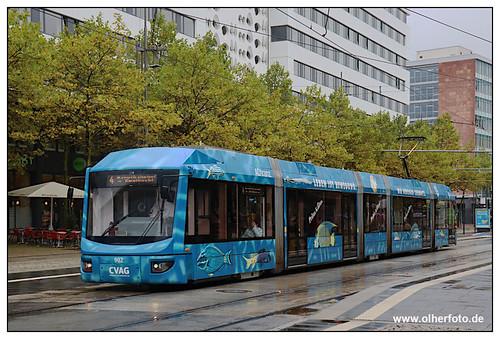 Tram Chemnitz - 2019-06