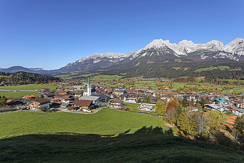 Ellmau, Tyrol Austria.